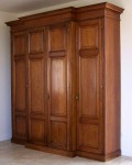 Oak Wardrobe/Cupboard from Liberty's store, London image 3