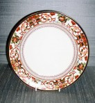 Crown Derby Dinner Service