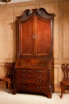 Gentleman's Bureau Bookcase ~ SOLD
