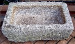 Granite Trough ~ SOLD