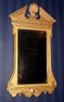 GEORGE II GILT MIRROR