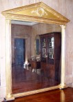 Antique,Large Gilded Mirror ~ SOLD
