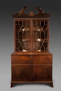 George III Bookcase