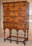 William & Mary Chest on stand ~ SOLD