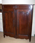 French Armoire/Wardrobe ~ SOLD