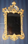 Chippendale period Gilt Mirror