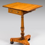 Small Regency Table