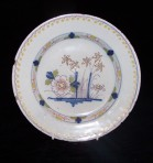 English Delft Plate (P147) ~ SOLD