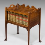 Rare George II Bedside Commode/Table image 1