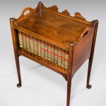 Rare George II Bedside Commode/Table