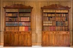 Pair William IV Bookcases ~ SOLD