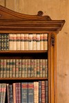 Pair William IV Bookcases