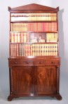 Regency Waterfall Bookcase/Cabinet