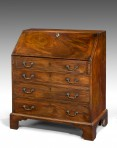 Superb Antique Chippendale Bureau ~ SOLD