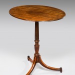 Oval Wine Table image 1