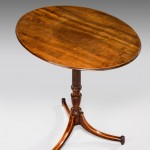 Oval Wine Table image 2