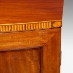 Bowfronted Linen Press