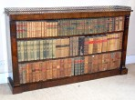 Regency Rosewood Bookcase ~ SOLD