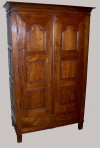 Small Continental Armoire ~ SOLD