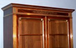 French Glazed Cabinet/Bibliothèque
