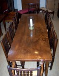 Antique,Large Farmhouse/Dining Table