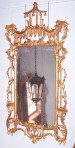 Chinese Chippendale Style Mirror ~ SOLD