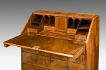 Antique, Walnut Bureau image 3