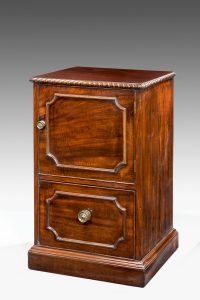 Antique,Pedestal Cupboard