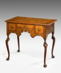 William & Mary Oak Lowboy ~ SOLD