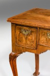 Queen Anne Walnut Lowboy image 2