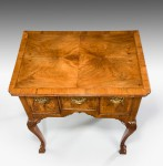 Queen Anne Walnut Lowboy image 4
