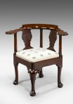 Early 18th Century Corner Chair ~ SOLD