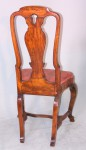 18th Century Dutch Marquetry Chair