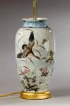 Japanese Vase, now a lamp image 2