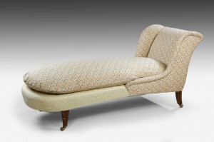 Gillows Design Day Bed/Chaise Longue