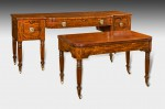 Antique, Rare Regency Sideboard with Extending Dining Table image 3