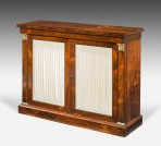 Regency Rosewood Cabinet ~ SOLD