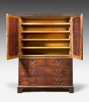 Chippendale Linen Press image 3