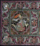 Burmese Decorative Panel