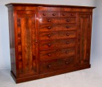 Fantastic William IV Chest Wardrobe ~ SOLD