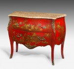 Antique, Chinese Louis XV Style Commode image 1