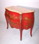 Antique, Chinese Louis XV Style Commode image 2
