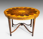 Fine Antique Oval Centre Table