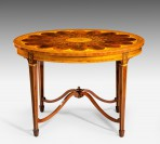 Fine Antique Oval Centre Table ~ SOLD