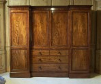 Antique Regency Gillows Wardrobe ~ SOLD
