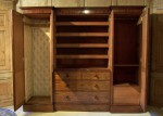 Antique Regency Gillows Wardrobe