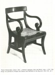 Regency Metamorphic Library Armchair