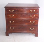 Antique Mahogany Chest of Drawers ~ SOLD