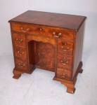 A Fine Small Kneehole Desk