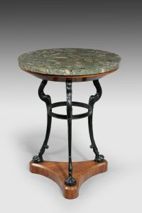Regency Gueridon Table